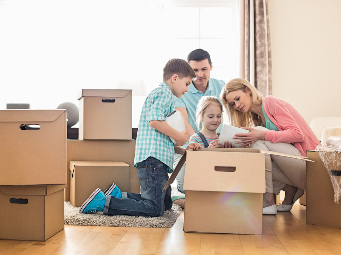 You'll Enjoy the Move When You Hire Professionals